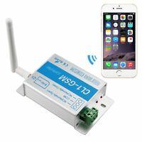 GSM SMS Remote Control Relay Switch Phone Smart Wireless Remote Controller US/EU