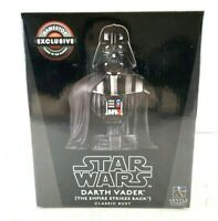Gentle Giant Star Wars ESB Darth Vader Classic Bust Collectors Statue 764/5000