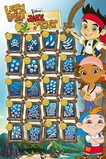 Learn to Count With Jake and the Neverland Pirates Maxi Poster 61x91.5cm PP33613