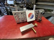 Lg Knife Bevel Grinding Jig 8 Aluminum Plunge Guide Amp Line Scribe Scratch Tool
