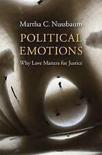 Political Emotions: Why Love Matters for Justice, Very Good Condition Book, Nuss