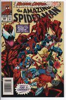 Amazing Spider-Man #380 Aug. '93 NM Marvel Comics Max. Carnage with Venom
