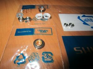Shimano Twinpower 5 Ball Bearing Upgrade Kit 20 Twinpower 4000 - C5000 DLC