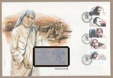 Sweden 1986 nobel prize booklet FDC RARE !!! XL 26.5 cm X 18 cm / 10.5 X 7 inch