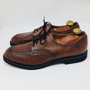 Red Wing Shoes Mens Size 13 Brown Leather Oxford Derby 9340 USA Vintage Lace Up