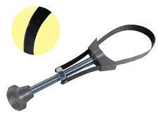 Ölfilterschlüssel Ölfilterband KFZ Bandschlüssel Ölwechsel-Schlüssel  60-105 mm