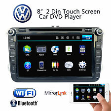 Radio Stereo Multimedia Car DVD Player GPS Navigation For VolksWagen VW EOS