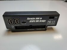 Dual IDE/PATA To FireWire800 Internal Converter With Oxford 912 Chipset