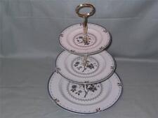 Royal Doulton Old Colony 3-Tier China Hostess Cake Plate Stand TC1005 (V1)