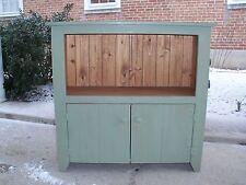 Primitive Handcrafted Cupboard (Canterbury)