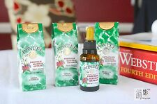 3 bottles of BRAZIL GREEN BEE PROPOLIS LIQUID EXTRACT ALCOHOL FREE
