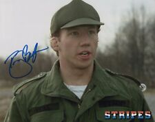Comedy movie STRIPES 8x10 photo signed by actor Timothy Busfield
