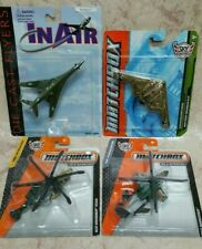 MATCHBOX  SKY BUSTERS and WOWTOYZ IN AIR   SET OF 4  NEW.