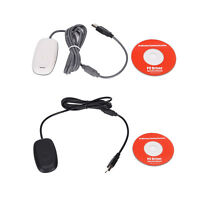 PC Wireless Gaming USB Game Receiver Adapter For Xbox360 Xbox 360 Controller UK