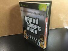 Grand Theft Auto Double Pack (Microsoft Xbox, 2003)