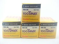 4 x KODAK TMAX 100 35mm 36 Exp CHEAP BLACK & WHITE FILM By 1st CLASS ROYAL MAIL