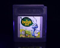 Bug's Life - Nintendo Gameboy Color Game Boy, GB Game AUTHENTIC / US SELLER