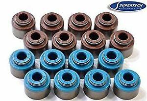 Supertech Valve Stem Seals x24 Supra JZA80 2JZ 2JZGTE 2JZ-GTE 2JZ-GE Turbo JDM