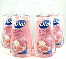 Dial Himalayan Salt Hydrating Hand Soap 7.5 Fl Oz 4 Pack Expedited Shipping