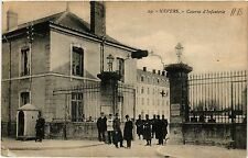 CPA  Nevers - Caserne d'Infanterie   (456955)