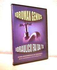 VIDEO GUIDA  IN DVD -  IDRAULICO FAI DA TE -  BOX CON TRE DVD -