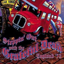 Steppin' Out with the Grateful Dead: England '72 [Box] by Grateful Dead (CD,...