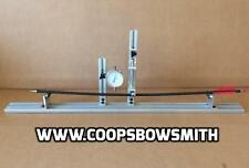 Coop's Spine and arrow tester