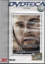 Dvd **CAST AWAY** con Tom Hanks nuovo sigillato 2001