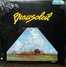 """Beausoleil - 2 LP 's """"Bayou Boogie"""" +"""" Live! from the Left Coast """"still sealed"""