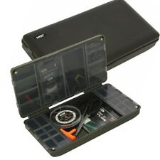 NGT XPR Fishing Tackle Box Terminal Tackle System Carp Box for Hooks Swivels etc