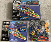 KNEX Land Rocket Building Set 82403 275 Parts/ Pieces K'NEX