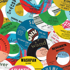 Repro record label stickers ~ Northern Soul ~ Classics & Rarities