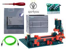 Step7 V15 Siemens Simatic S7 CPU1212C SPS Starterkit Fischertechnik Modell Paket