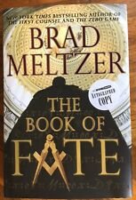 BRAD MELTZER- The Book of Fate -*Signed* 1st Ed/Print 2006 HC/DJ