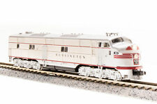 BROADWAY LIMITED 3225 N EMD E7A CB&Q 9919B Red STRIPES PARAGON2 SOUND/DC/DCC