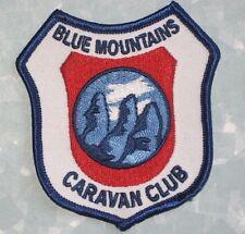 Blue Mountains Caravan Club Patch
