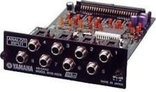 Yamaha MY8-AD24 8 Channel Line Level Analog Input Card Mini-YGDAI Card 24bit EMS