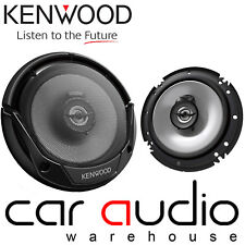 "Suzuki Swift 2005-19 Kenwood 16cm 6.5"" 600W Car Rear Door Coaxial Speaker Kit"