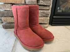 New UGG Australia Classic Short II Boots 1016223 Size 8 Retail $160