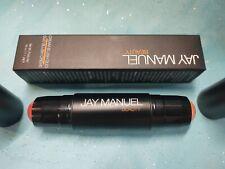 Jay Manuel CREAM BLUSH DUO Satin Cheek Color ROMANCE Light & Dark Peach Pink NEW