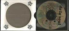 DE LA SOUL Itzsoweeze /Stakes 5TRX w/REMIX & INSTRUMENTAL &CLEAN PROMO CD single