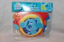 NEW BLUES CLUES RED 5 FEET BANNER  PARTY SUPPLIES