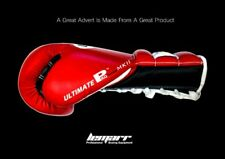 ORIGINAL LEMARR ULTIMATE PRO MK 11 BOXING GLOVES 12 oz  LACE OR VELCRO