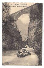 le pont st-bruno , route de la grande-chartreuse