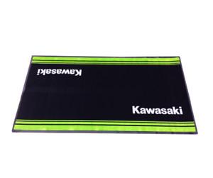 GENUINE Kawasaki Garage Pit Mat Workshop Carpet 201MAY0004