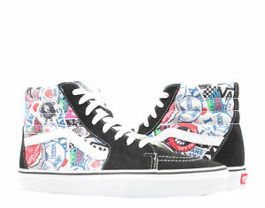 Vans Sk8-Hi Vans Mash Up Stickers/True Classic High Top Sneakers VN0A38GEVG4
