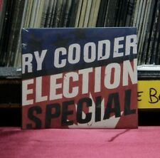 Sealed CD Ry Cooder Election Special 2012 Nonesuch Records/Perro Verde 531159-2