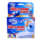 House Care Toilet Bowl Cleaner Tabs with Blue & Bleach, 2 Ct.
