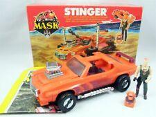 M.A.S.K. - Stinger avec Bruno Sheppard (loose avec boite)