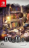 NEW Nintendo Switch DEEMO game (English / Chinese / Japanese Ver.)